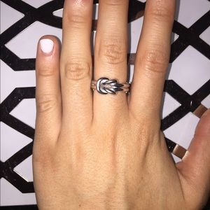 Gucci knot ring